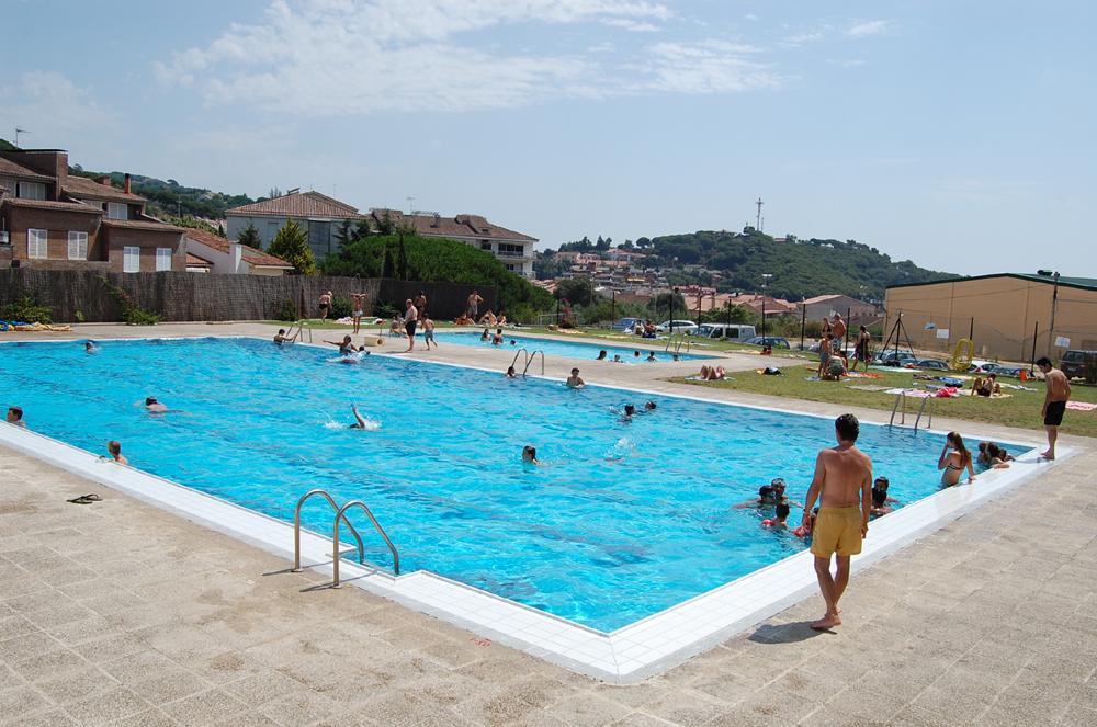 ajuntament de sant andreu de llavaneres piscina municipal