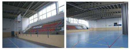 Ajuntament de sant andreu de llavaneres pavell d 39 esports - Area gestio llavaneres ...