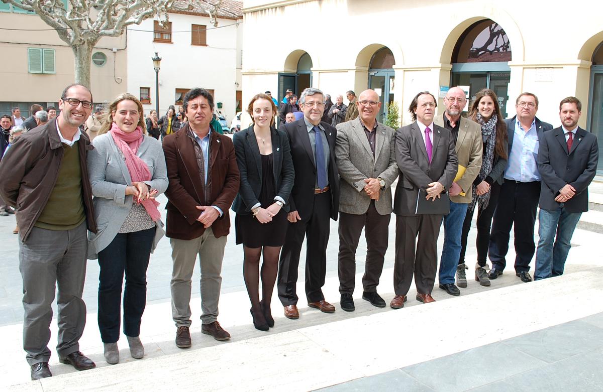 Ajuntament de sant andreu de llavaneres nou equip de govern municipal a llavaneres - Area gestio llavaneres ...