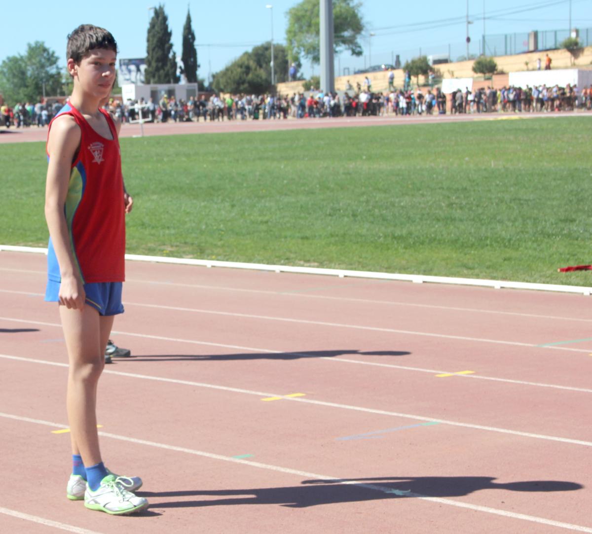 Ajuntament de sant andreu de llavaneres l 39 atleta llavanerenc marc gar campi de catalunya de - Piscina municipal mataro ...