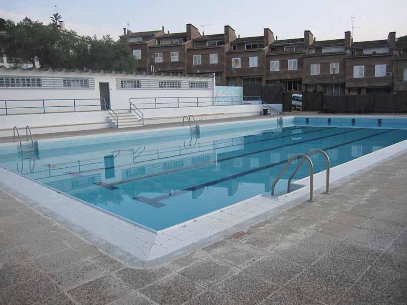 Ajuntament de sant andreu de llavaneres la piscina for Piscina sant andreu