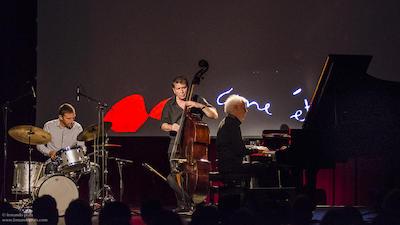 Ignasi Terraza Trio.  Foto: Fernando Prats
